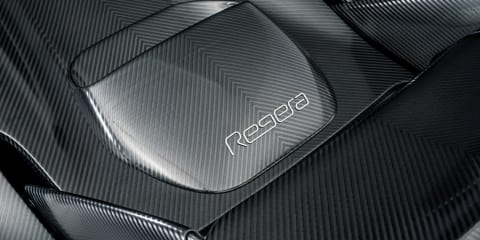 Koenigsegg Regera KNC: Naked carbon hypercar revealed