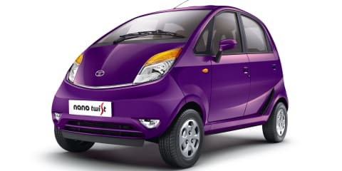 Tata Nano to go turbo