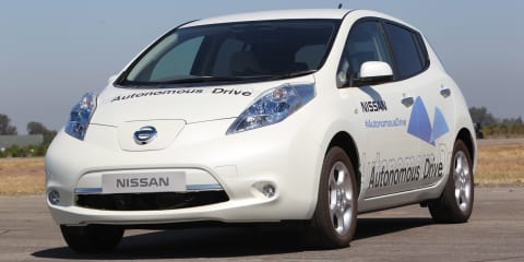 Nissan readying autonomous cars for 2020