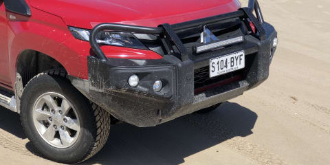 Surge in four-wheel-drive and ute sales sparks bullbar shortage