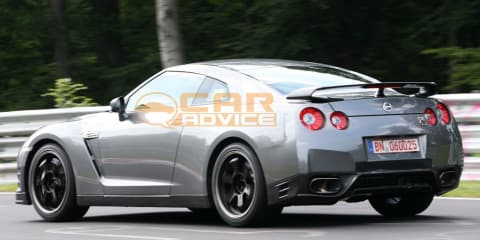 Video: 2011 Nissan GT-R SpecM on the Nurburgring