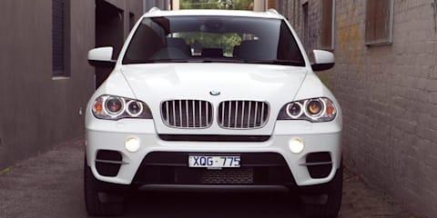 BMW X5 responds to Mercedes-Benz ML threat