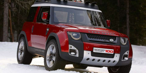 2015 Land Rover Defender : new model must appeal to the masses, says British brand