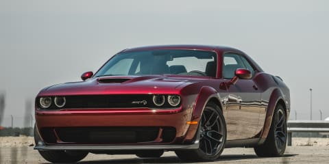 "Dodge Challenger, Charger: Electrified replacements coming ""in the next decade"""