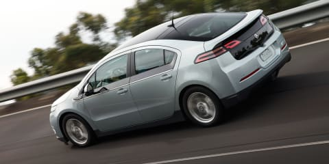Updated: 2012 Holden Volt makes early debut