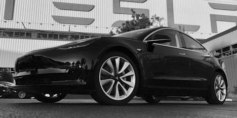 Tesla Model 3: Australian debut in early 2019