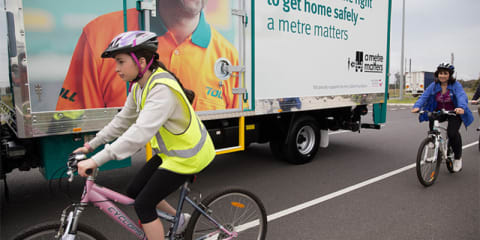 NSW gets new cycling safety laws: Passing distance, fines, photo ID