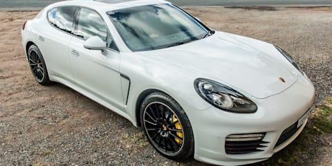 Porsche Panamera Turbo S Review