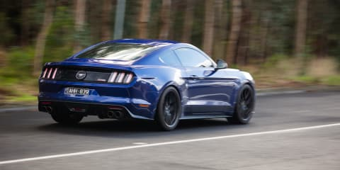 2017 Tickford Ford Mustang EcoBoost review