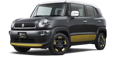 Suzuki e-Survivor, xBee concepts revealed for Tokyo motor show