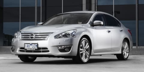 Nissan not ruling out passenger cars