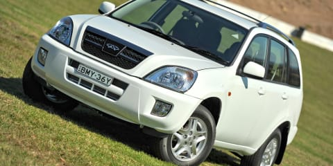 Chery J11 now $17,990 drive away, but what else could you buy?