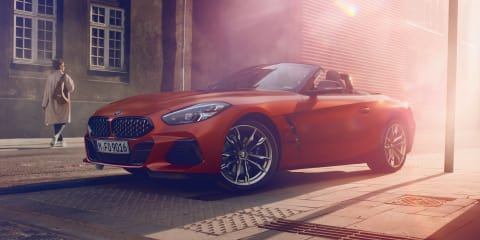 2019 BMW Z4 officially revealed