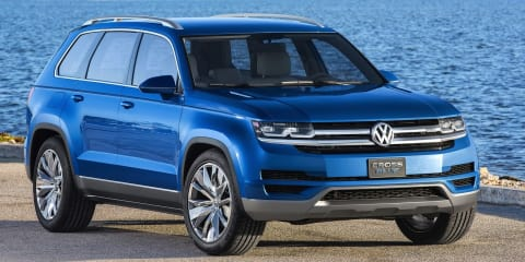 Volkswagen confirms seven-seat SUV for US in 2016