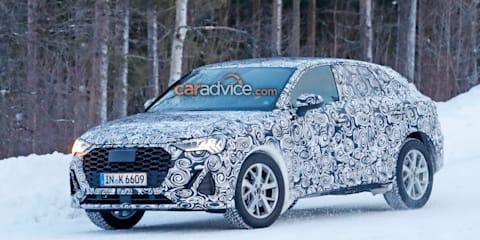 2019 Audi Q4 spied