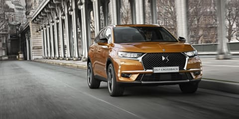 DS 7 Crossback revealed - UPDATE
