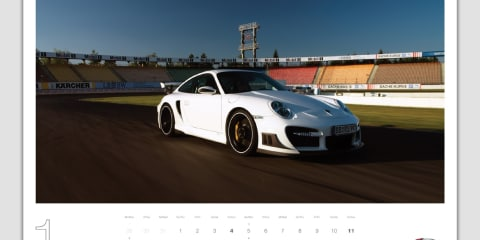 TechArt Calendar Give Away