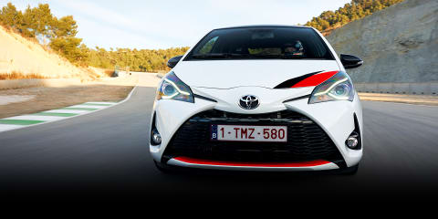 2018 Toyota Yaris GRMN review