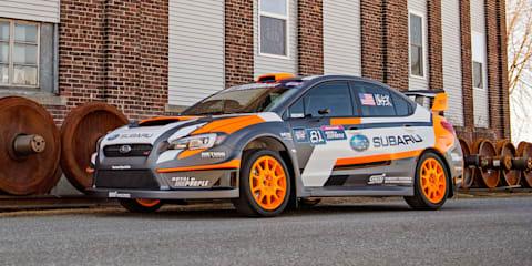 Subaru WRX STI VT15x Rallycross revealed