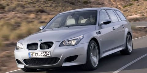2007 BMW M5 Touring Wagon