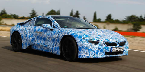 BMW i8: US market set to dominate global sales