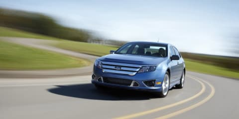 2010 Ford Fusion setting records in the US