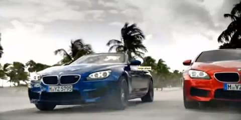 BMW M6 Coupe & Convertible video