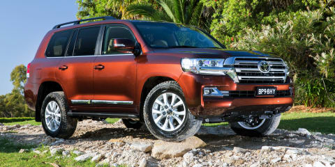 2016 Toyota LandCruiser 200 Series pricing and specifications