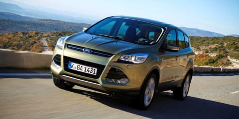 2013 Ford Kuga: sub-$30K price confirmed