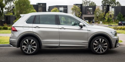 Volkswagen Australia expecting huge Tiguan sales increase in 2018