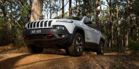 2014-16 Jeep Cherokee Trailhawk recalled for wheel spats fix