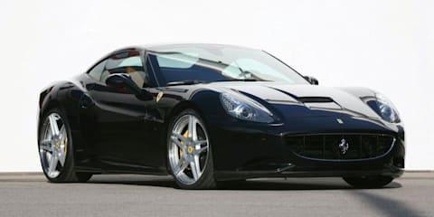 UPDATE: Nathan Tinkler's Ferrari California stolen