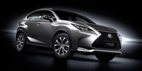 Lexus NX officially revealed : NX200, NX200t, NX300h variants confirmed