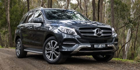 2018 Mercedes-Benz GLE, GLS recalled