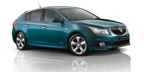 2012 Holden Cruze hatch and sedan prices, details