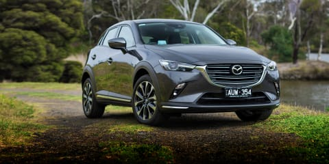 2019 Mazda CX-3 sTouring review