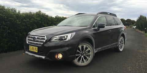 2016 Subaru Outback Review