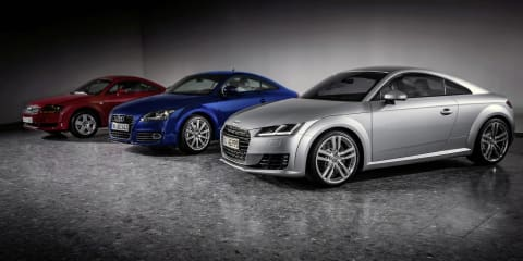 2015 Audi TT : Design and virtual cockpit deep-dive