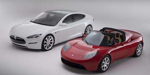 Tesla shares continue to slide