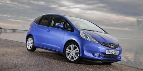 2011 Honda Jazz GLi gets electronic stability control