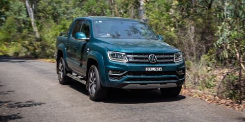 2019 Mercedes-Benz X350d v Volkswagen Amarok Ultimate 580 comparison