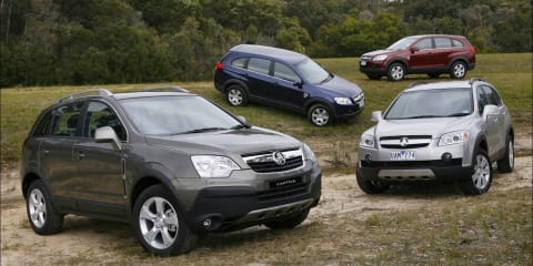 Holden recalls 50,000 Korean-built cars and SUVs