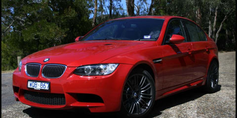 BMW M3 sedan could be dropped by 2014
