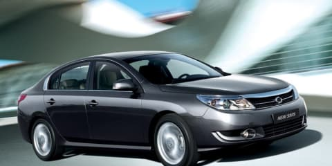 New Renault Samsung SM5 sees early success in Korea
