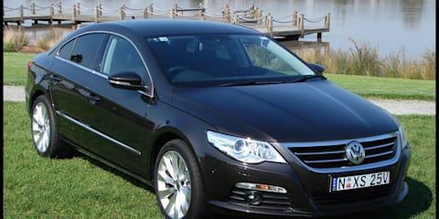 2009 Volkswagen Passat CC Review & Road Test