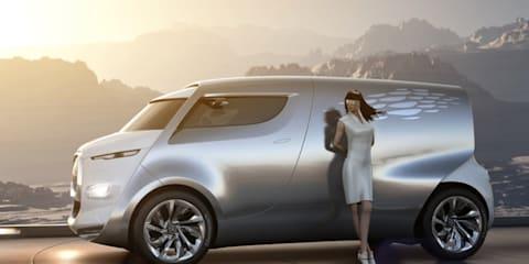 Citroen Tubik Concept revealed ahead of Frankfurt show