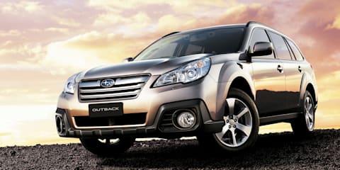 2013 Subaru Outback update brings price cuts up to $4000