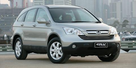 Honda Australia recalls 130,000 vehicles - UPDATE
