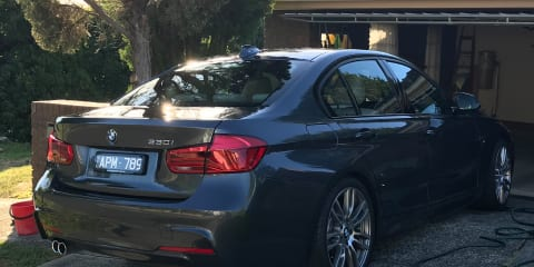 2017 BMW 330i M-Sport review