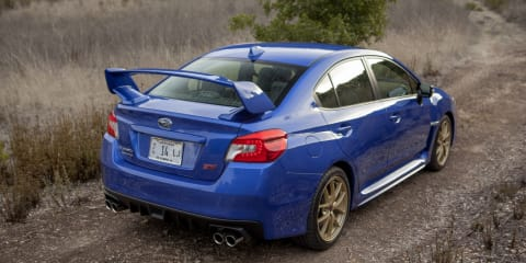 2014 Subaru WRX STI : the technical guide